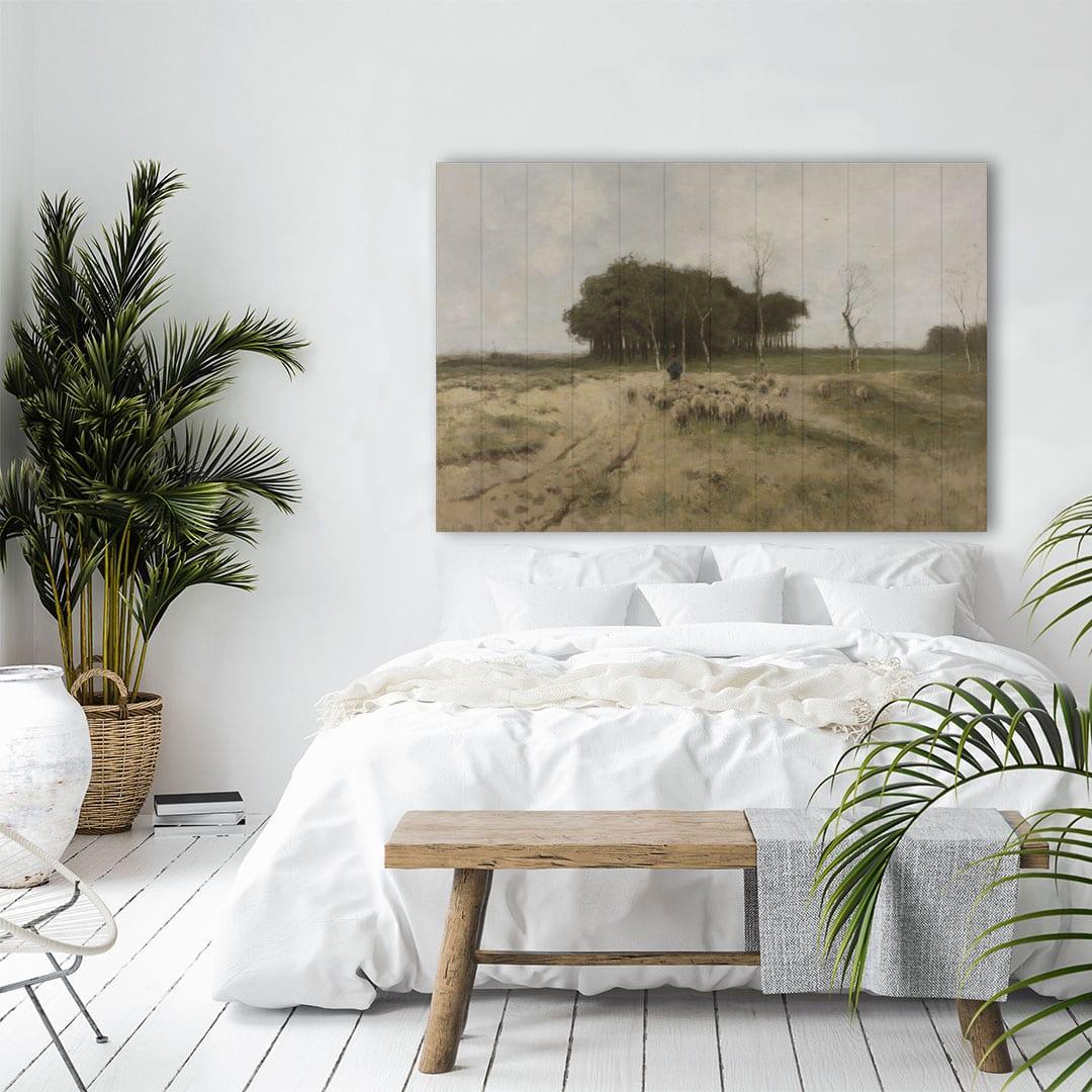 WANDenWOONdeco.nl hout-HEIKA