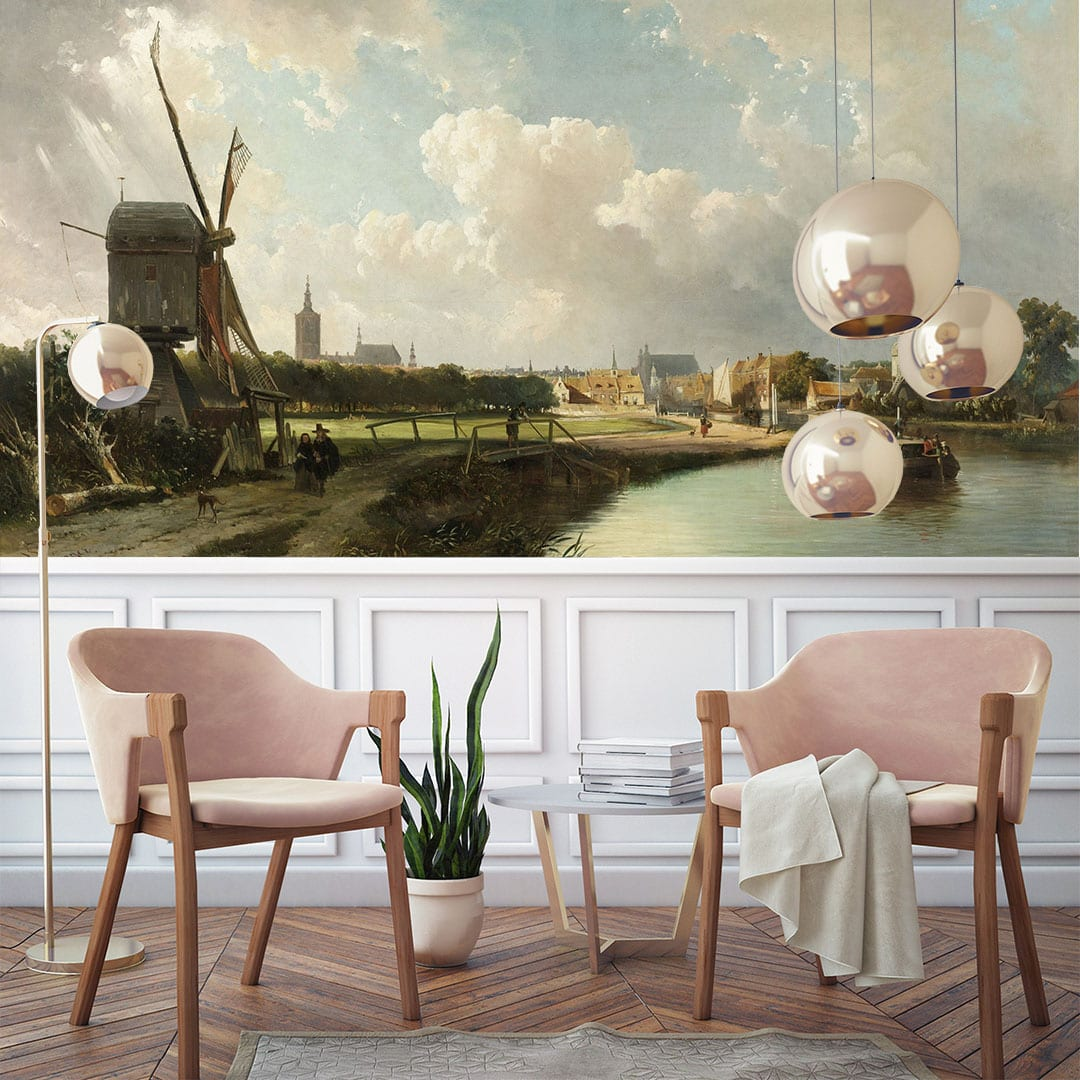 WANDenWOONdeco.nl behang-BARTJE
