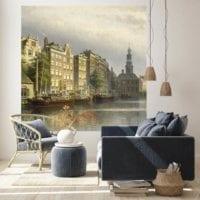 WANDenWOONdeco.nl behangpaneel-BIKKEL