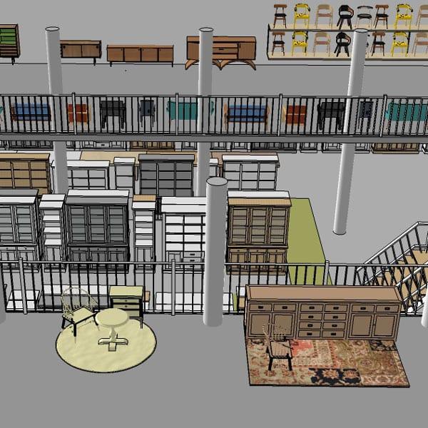 STUDIOtnw B2B 3D